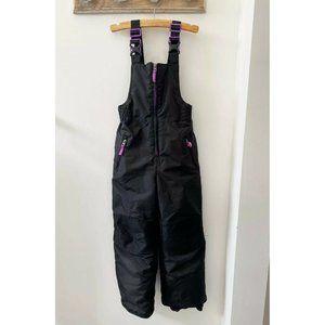 Girl's Black Champion Ski Pants/ Snowpants